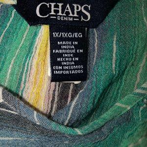 Chaps Tunic